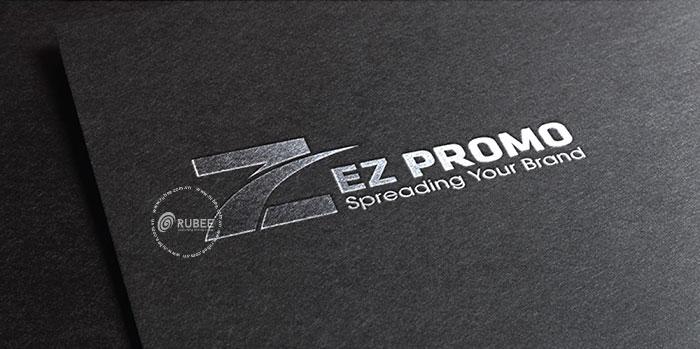 Thiết kế logo lĩnh vực xuất nhập khẩu Ez Promo