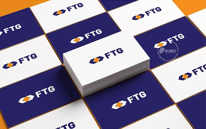 Thiết kế logo lĩnh vực tài chính FTG