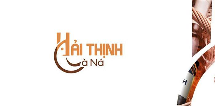 Thiết kế logo công ty nước mắm Hải Thịnh Cà Ná