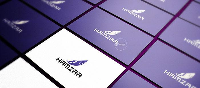 Thiết kế logo thương hiệu Hamzaa
