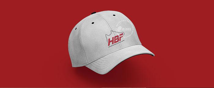 Thiết kế logo thương hiệu giày HBF