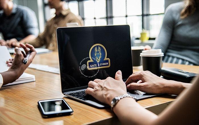 Thiết kế logo coffee I Cyber