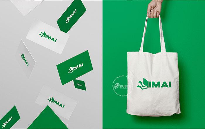 Thiết kế logo công ty điện lực Imai tại Rubee