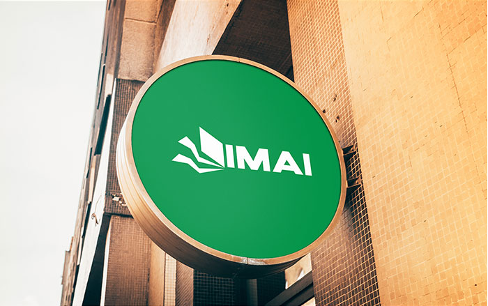 Thiết kế logo điện lực Imai