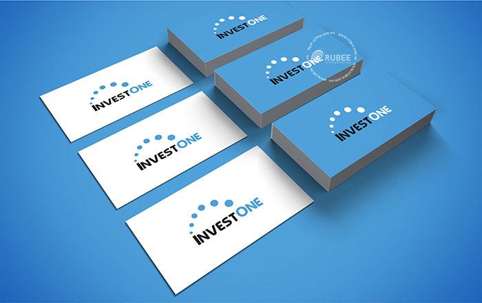 Thiết kế logo luật InvestOne