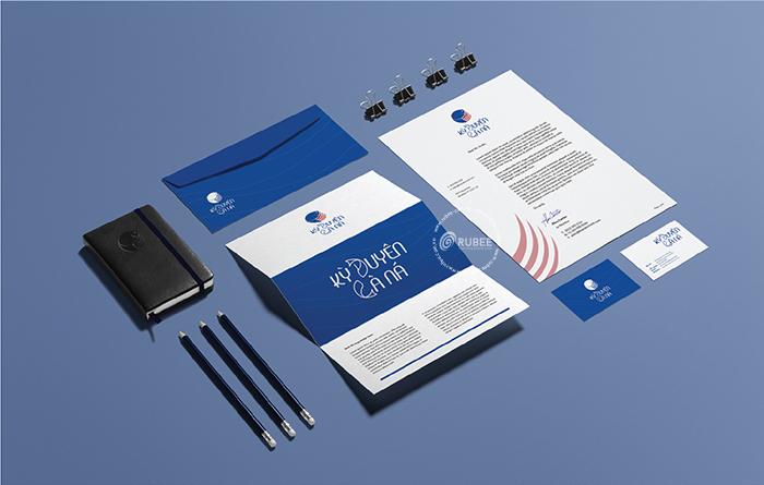 Thiết kế logo doanh nghiệp Kỳ Duyên Cà Ná