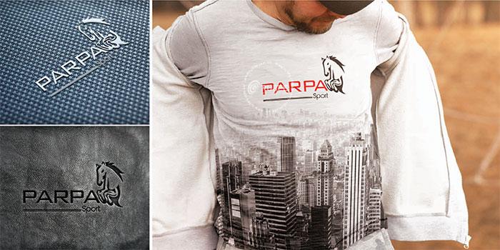 Thiết kế logo Parpa tại Rubee