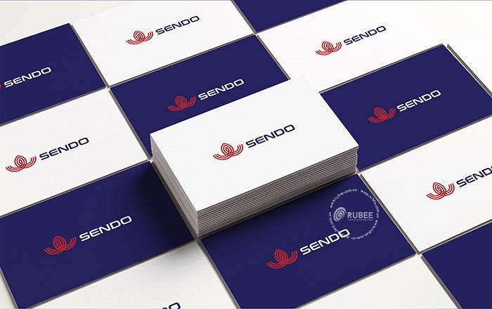 Thiết kế logo công ty Sendo