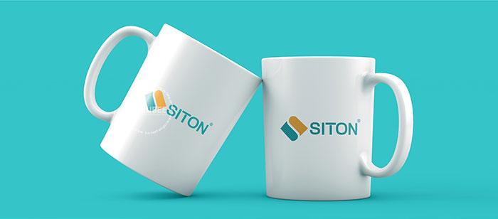 Thiết kế logo lĩnh vực thiết bị vệ sinh Siton