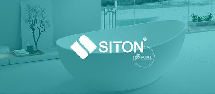 Thiết kế logo thiết bị vệ sinh Siton