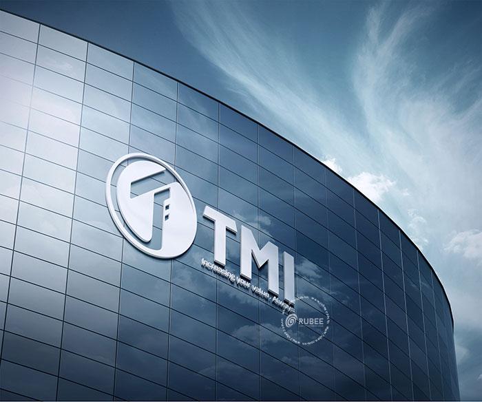 Thiết kế logo công ty may TMI