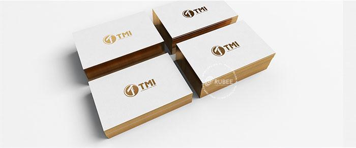 Thiết kế logo lĩnh vực may mặc TMI