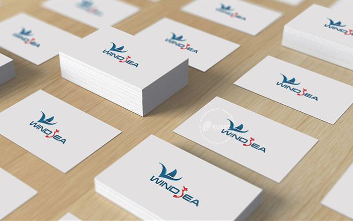 Thiết kế logo thương hiệu du lịch Windsea