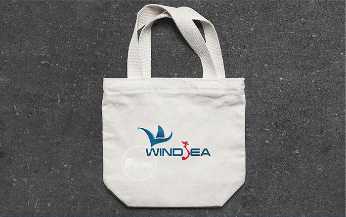 Thiết kế logo Windsea tại Rubee