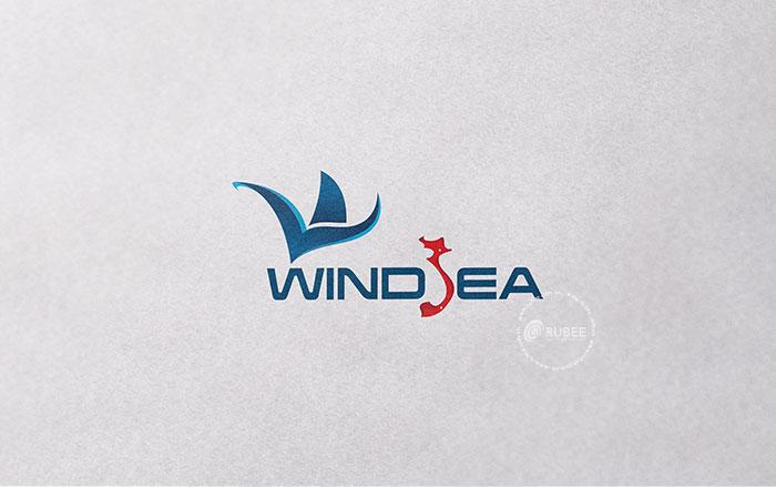 Thiết kế logo Windsea